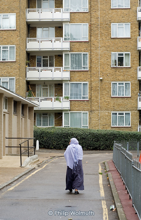 St.Pancras Way Estate, Camden, London