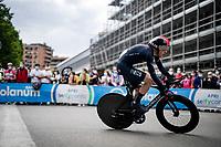 Pavel Sivakov (RUS/INEOS Grenadiers)<br /> <br /> 104th Giro d'Italia 2021 (2.UWT)<br /> Stage 1 (ITT) from Turin to Turin (8.6 km)<br /> <br /> ©kramon
