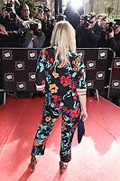 Emma Bunton<br /> arrives for the T.R.I.C. Awards 2017 at the Grosvenor House Hotel, Mayfair, London.<br /> <br /> <br /> ©Ash Knotek  D3240  14/03/2017