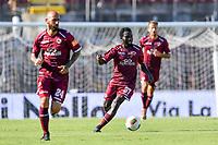 Theophilus Awua Livorno<br /> Campionato di calcio Serie BKT 2019/2020<br /> Livorno - Cittadella<br /> Stadio Armando Picchi 20/06/2020<br /> Foto Andrea Masini/Insidefoto