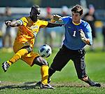2011-09-18 NCAA: Harvard at Vermont Men's Soccer