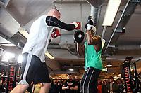 Martin Murray (GBR) beim Training