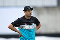 Ross Taylor, New Zealand, during a training session ahead of the ICC World Test Championship Final at the Hampshire Bowl on 17th June 2021
