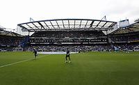 Pictured: of Swansea of Chelsea. Saturday 13 September 2014<br /> Re: Premier League Chelsea FC v Swansea City FC at Stamford Bridge, London, UK.