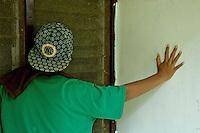 STUDENTS IN THE PUBLIC HIGH SCHOOL CHUUK, MICRONESIA, PACIFIC