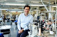 Zimmerli, Worlds finest underwear, Mendrisio János Heé CEO Zimmerli