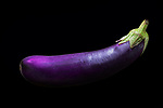 Pictured:  REVEAL:  Aubergine<br /> <br /> CAPTURED USING JUST A DESK LAMP AND A CAMERA DURING LOCKDOWN.......Amazing up close photos show fruit and vegetables as you've never seen them before.  Photographer Roni Hendrawan used a special lens to capture the vibrant images of aubergines, sweetcorn, onions, limes, cucumbers, tomatoes and peppers.<br /> <br /> The 29 year old spent three months assembling the produce in lockdown from what he would ordinarily eat before doing the shoot in his kitchen with a macro lens.  SEE OUR COPY FOR DETAILS.<br /> <br /> Please byline: Roni Hendrawan/Solent News<br /> <br /> © Roni Hendrawan/Solent News & Photo Agency<br /> UK +44 (0) 2380 458800
