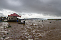 River Nun, Bayelsa State, Nigeria.