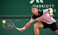 The Hague, Netherlands, 28 July, 2016, Tennis,  The Hague Open, Tallon Griekspoor (NED)<br /> Photo: Henk Koster/tennisimages.com