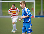 St Johnstone U16's.Ryan Murphy.Picture by Graeme Hart..Copyright Perthshire Picture Agency.Tel: 01738 623350  Mobile: 07990 594431