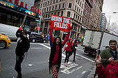 """New York, New York<br /> May 25, 2013<br /> <br /> More then 2,000 people March against Monsanto in New York City. Protests where held in 40 countries around the world. The message of these protests was """"Stop Monsanto"""" and """"No more GMOs.""""<br /> <br /> The protest begins in Union Square and ends at Washington Square Park."""