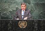 Kyrgyzstan<br /> H.E. Mr. Erlan Abdyldayev<br /> Minister of Foreign Affairs<br /> - See more at: http://gadebate.un.org/listbydate/2015-10-01#sthash.xZgvULku.dpuf