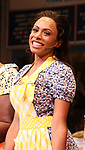 Nicolette Robinson makes her Broadway debut in 'Waitress'