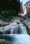 Vernal Fall, Merced River, Yosemite National Park, California