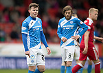 Aberdeen v St Johnstone…29.04.17     SPFL    Pittodrie<br />Craig Thomson<br />Picture by Graeme Hart.<br />Copyright Perthshire Picture Agency<br />Tel: 01738 623350  Mobile: 07990 594431