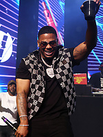 NEW YORK, NY- SEPTEMBER 14: Nelly pictured at Fat Joe And Ja Rule Verzuz Battle at The Hulu Theater at Madison Square Garden in New York City on September 14, 2021. Credit: Walik Goshorn/MediaPunch
