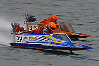 3-H and 3-S     (outboard Hydroplane)
