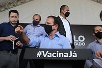 15/12/2020 - JOÃO DORIA PARTICIPA DE EVENTO EM CAMPINAS
