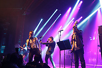 Los Adolescent's Orchestra<br />  perform at Olympia in Montreal, July 1st.<br /> <br /> PHOTO : Pierre Roussel - Agence Quebec Presse