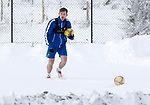 St Johnstone Training 11.02.21