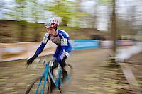 Jonathan Page (USA/XcelLED)<br /> <br /> Druivencross Overijse 2014