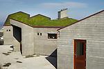 Modern architecture, Torshavn, Faroe Islands