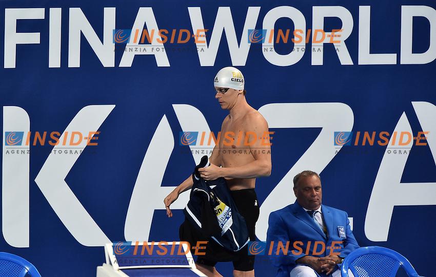 CIELO Cesar Filho BRA Men's 50m Butterfly <br /> Day10 02/08/2015 Kazan Arena <br /> Swimming Nuoto <br /> XVI FINA World Championships Aquatics  <br /> Kazan Tatarstan RUS <br /> Photo Andrea Staccioli/Deepbluemedia/Insidefoto