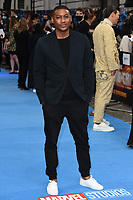 """Rickie Haywood -Williams<br /> arriving for the """"Shang-Chi And The Legend Of The Ten Rings"""" premiere at Curzon Mayfair, London<br /> <br /> ©Ash Knotek  D3570  26/08/2021"""