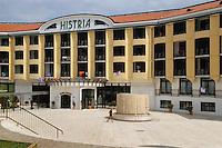 - hotel a punta Verudela....- hotel at cape Verudela