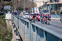 breakaway group<br /> <br /> 112th Milano-Sanremo 2021 (1.UWT)<br /> 1 day race from Milan to Sanremo (299km)<br /> <br /> ©kramon