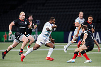 26th September 2020, Paris La Défense Arena, Paris, France; Champions Cup rugby semi-final, Racing 92 versus Saracens; Vakatawa (Racing 92)