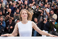 JODIE FOSTER - CANNES 2016 - PHOTOCALL DU FILM 'MONEY MONSTER'