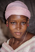 Young Woman, Niger.