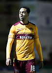 Motherwell v St Johnstone…06.02.18…  Fir Park…  SPFL<br />Charles Dunne<br />Picture by Graeme Hart. <br />Copyright Perthshire Picture Agency<br />Tel: 01738 623350  Mobile: 07990 594431