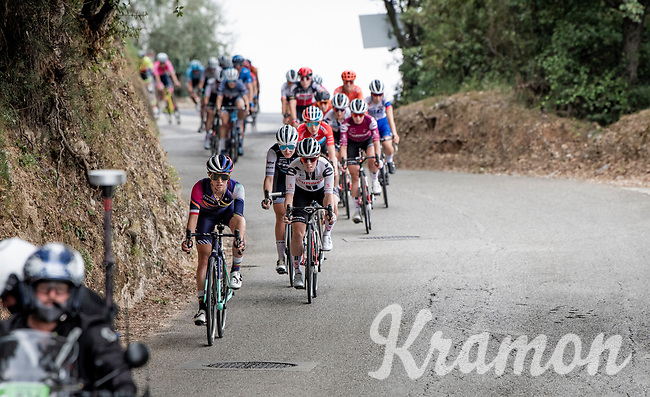Katarzyna Niewiadoma (POL/Canyon-SRAM) <br /> <br /> 7th La Course by Tour de France 2020 <br /> 1 day race from Nice to Nice (96km)<br /> <br /> ©kramon
