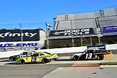 #02: Brett Moffitt, Our Motorsports, Chevrolet Camaro Destiny Homes, #19: Brandon Jones, Joe Gibbs Racing, Toyota Supra Menards/Jen Weld, #13: Timmy Hill, Motorsports Business Management, Toyota Camry RoofClaim.com