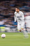 Carlos Henrique Casemiro of Real Madrid in action during their Copa del Rey 2016-17 Quarter-final match between Real Madrid and Celta de Vigo at the Santiago Bernabéu Stadium on 18 January 2017 in Madrid, Spain. Photo by Diego Gonzalez Souto / Power Sport Images