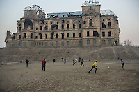Darulaman Football 2-1-14