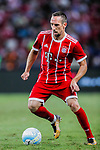 Bayern Munich Midfielder Franck Ribery in action during the International Champions Cup match between Chelsea FC and FC Bayern Munich at National Stadium on July 25, 2017 in Singapore. Photo by Marcio Rodrigo Machado / Power Sport Images