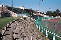 General view of Polonia Warsaw Football Ground, 6 Konwiktorska Street, Warsaw