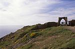 Grosnez Castle Jersey, The Channel islands UK. 2000s