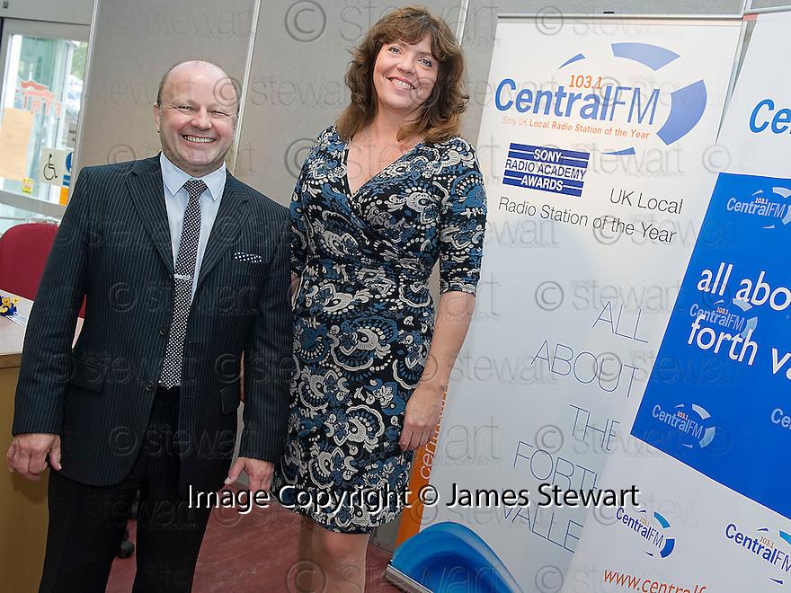 Falkirk Business Exhibition 2011<br /> 103.1 Central FM..