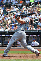 St. Louis Cardinals infielder David Freese #23 during a game against the New York Mets at Citi Field on July 21, 2011 in Queens, NY.  Cardinals defeated Mets 6-2.  Tomasso DeRosa/Four Seam Images