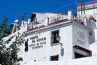 Spanien, Andalusien, Flamenco-Höhlen auf dem Sacromonte in Granada