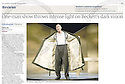 I'll Go On, Lyceum, EIF - The Guardian - 28 Aug 2013 - Page #27