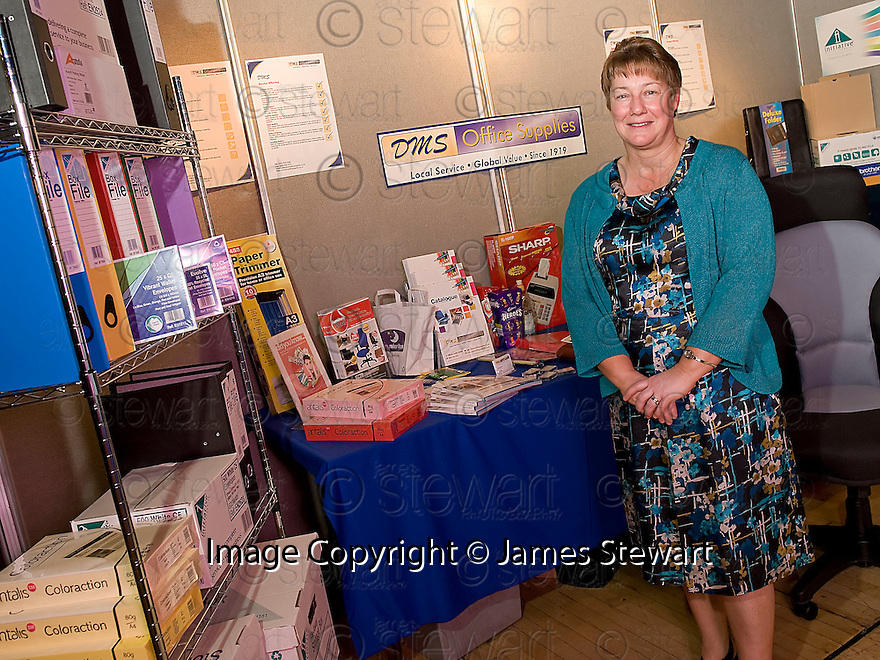 Falkirk Business Exhibition 2011<br /> DMS Office Supplies