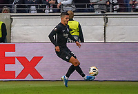 Andre Silva (Eintracht Frankfurt) - 19.09.2019:  Eintracht Frankfurt vs. Arsenal London, UEFA Europa League, Gruppenphase, Commerzbank Arena<br /> DISCLAIMER: DFL regulations prohibit any use of photographs as image sequences and/or quasi-video.