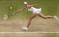4-7-06,England, London, Wimbledon, quarter finals, Maria Sharapova