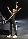 "Roger Waters, original member of Pink Floyd performs ""The Wall"" at the Wells Fargo Center in Philadelphia, Pennsylvania on Nov. 8, 2010. .Copyright EML/Rockinexposures.com."