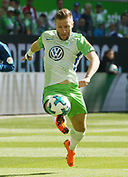 Jakub Blaszczykowski   <br /> / Sport / Football / Football: Germany, 1. Bundesliga  /  2017/2018 / 28.04.2018 / VfL Wolfsburg WOB vs. Hamburger SV HSV 180428029 /  *** Local Caption *** © pixathlon<br /> Contact: +49-40-22 63 02 60 , info@pixathlon.de